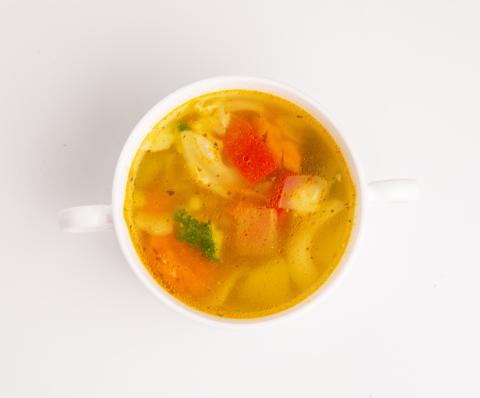 Суп овочевий 250г.
