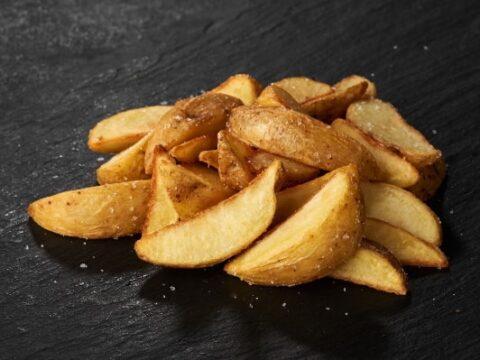 Картопля фрі по-селянськи